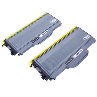 TN360/2120 Toner Cartridge for BRO HL2140 7440N Lenovo lj2200 (Set of 2)