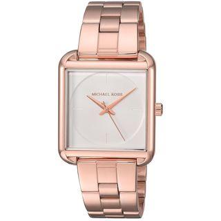 Michael Kors Women's MK3645 'Lake' Rose-Tone Stainless Steel Watch