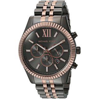 Michael Kors Men's MK8561 'Lexington' Chronograph Two-Tone Stainless Steel Watch
