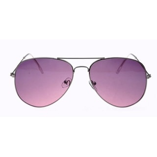 Aviator Metal Frame Polarized Sunglasses