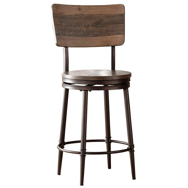Awe Inspiring Details About Hillsdale Jennings 26 Counter Height Bar Stool Set Of 2 Inzonedesignstudio Interior Chair Design Inzonedesignstudiocom