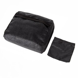 Island Umbrella Ultra Comfort Black Textilene Spa Booster Seat