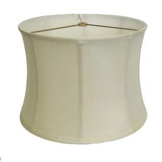 Link to Off-white Hourglass Silk Shade Similar Items in Lamp Shades