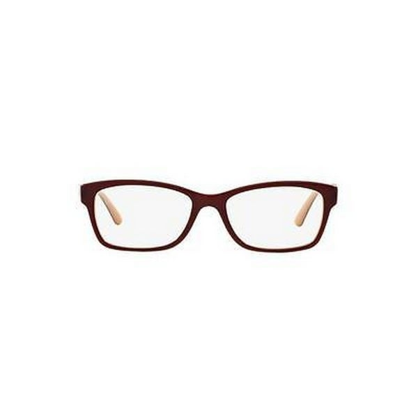 e41aeef4525 Vogue Women  x27 s VO2765B W44 51 Square Plastic Black Clear Eyeglasses