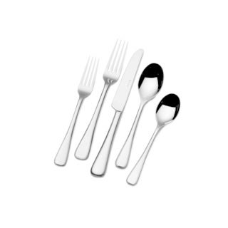 St. James Harmony 18/10 Stainless Steel 60pc Flatware Set