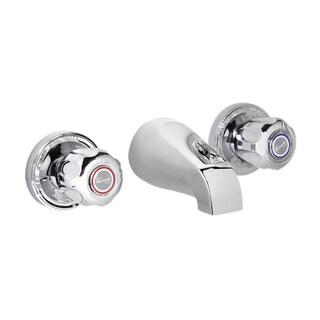 Belanger 6031W Polished Chrome 2-handle Bathtub Faucet