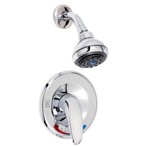 Belanger 4112CP 1-Handle Polished Chrome Shower Faucet