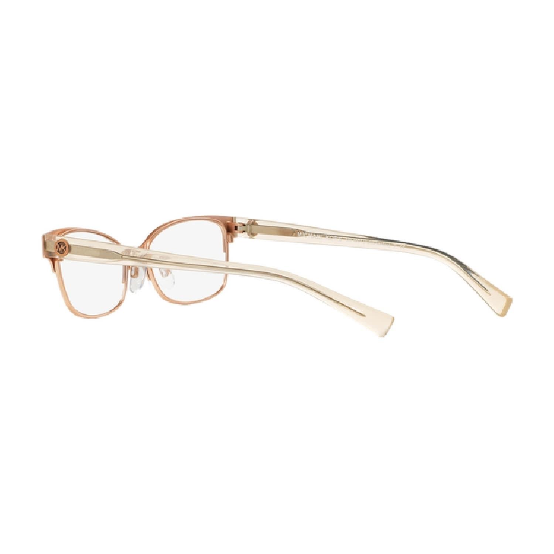 9ac9e733102d Shop Michael Kors Women's MK7004 1030 53 Cateye Metal Plastic Gunmetal  Clear Eyeglasses - Free Shipping Today - Overstock - 14779509