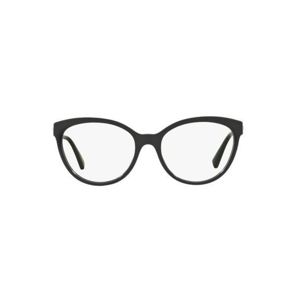 1e8f3bde71569 Versace Men  x27 s VE3239 108 54 Square Plastic Brown Clear Eyeglasses