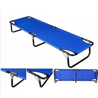 Portable Folding Outdoor Camping Military Bed Cot