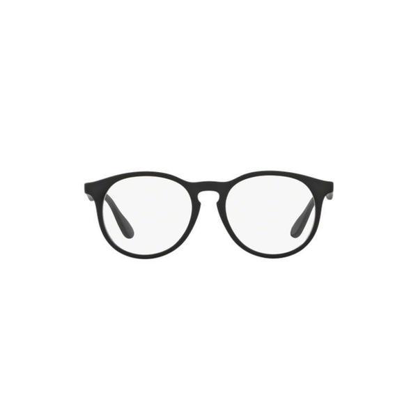 b037d5853d7bcd Ray-Ban Unisex RY1554 3616 48 Round Plastic Havana Clear Eyeglasses