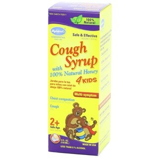 Hyland's 4 Kids Cough Syrup