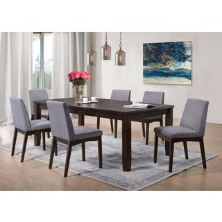 Picket House Furnishings Pyke 7PC Dining Set-Table & 6 Dining Chairs