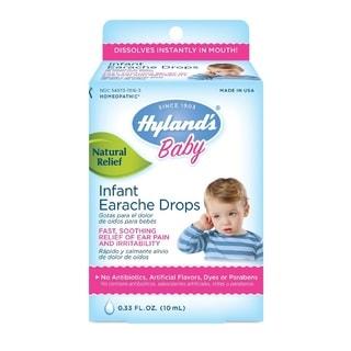 Hyland's Baby Infant 0.33-ounce Earache Drops
