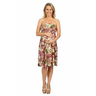24/7 Comfort Apparel Gazebo Maternity Dress