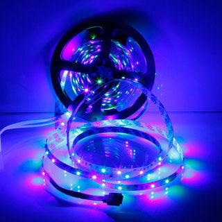 Link to 300-LED SMD3528 24W RGB IR44 Plastic Light Strip Set - Power-24W Similar Items in Cell Phone Accessories