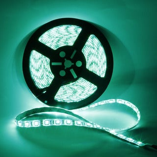 SMD 3528 5050 LED RGB Flexible Strip Light Waterproof, with IR44 IR24 Remote, and Power