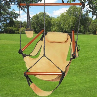 Well-equipped S-shaped Hook High Strength Assembled Hanging Seat Cacolet Brown|https://ak1.ostkcdn.com/images/products/14780976/P21302718.jpg?_ostk_perf_=percv&impolicy=medium