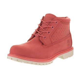 timberland nellie pink boots 6.5