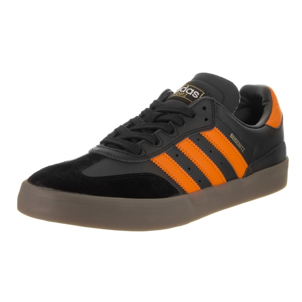 d218c13d1e1d8 Shop Adidas Men's Busenitz Vulc Samba Edition Black Skate Shoe ...