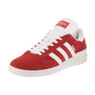 Adidas Men's Busenitz Red Suede Skate Shoe