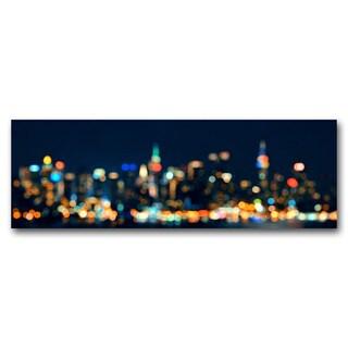 Benjamin Parker 'Artistic City' Giclee Wall Art