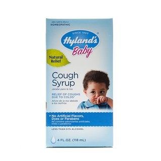 Hyland's Baby 4-ounce Cough Syrup