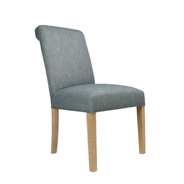 Key Largo Ash White Wash Legs Roll Back Upholstered