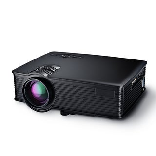 LCD Projector Mini Portable Multimedia Home Theater With USB SD HDMI VGA
