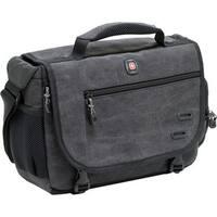 SwissGear Zinc DSLR Camera Messenger Bag for DSLR Cameras