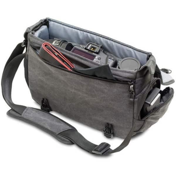 Swissgear Zinc Dslr Camera Messenger Bag For Cameras