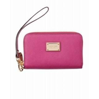 michael kors iphone 5 wallet pink