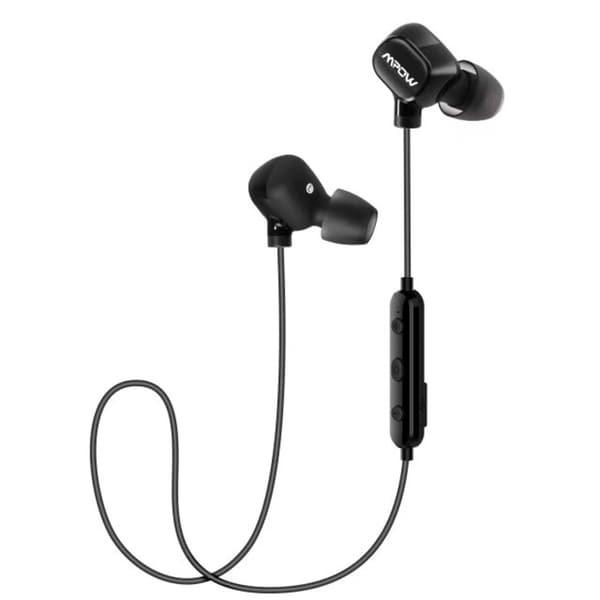 Mpow Wireless Earphones, In-ear Sweatproof Sports Earbuds for Running, Bluetooth 4.1, CVC6.0 Noise Cancelling