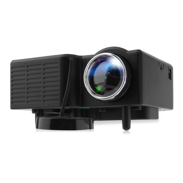 H60 Portable 3d Led Projector Lcd Multimedia Home Cinema: Shop Low Power Portable Mini Digital LED/ LCD Home Theater
