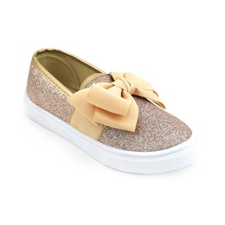 OMGirl Audey Ribbon Accent Slip-on Sneakers