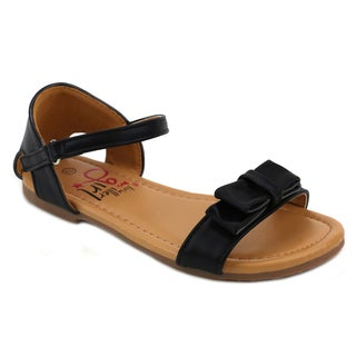 OMGirl Maren Black Sandals