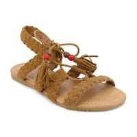 OM Girls' Anessa Sandals