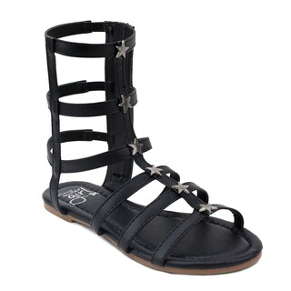 OMGirl Girls' Athena Tall Gladiator Sandals|https://ak1.ostkcdn.com/images/products/14781978/P21303525.jpg?_ostk_perf_=percv&impolicy=medium