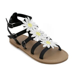 OMGirl Dharma Gladiator Sandals|https://ak1.ostkcdn.com/images/products/14782008/P21303531.jpg?impolicy=medium