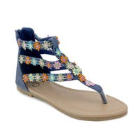 OMGirl Suvi Gladiator Sandals