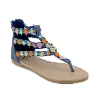 OMGirl Suvi Gladiator Sandals