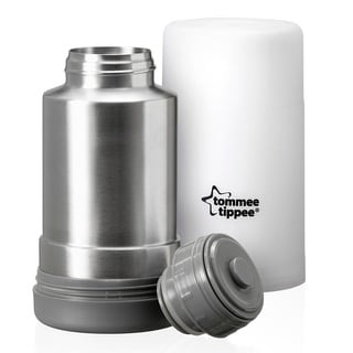 Tommee Tippee Closer to Nature Stainless Steel Travel Bottle and Food Warmer