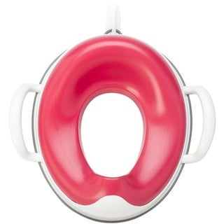 Prince Lionheart Flashbulb Weepod Pink Plastic Toilet Trainer