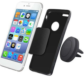 Car Holder Plastic Magnetic Air Vent Mount Holder for iPhone