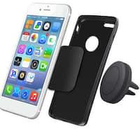 Car Holder Plastic Magnetic Air Vent Mount Holder for iPhone
