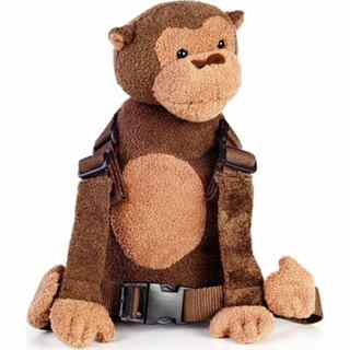 Goldbug Monkey Animal 2-in-1 Harness