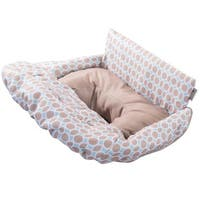 Summer Infant Dots and Diamonds Cushy Cart Cover and Seat Positioner