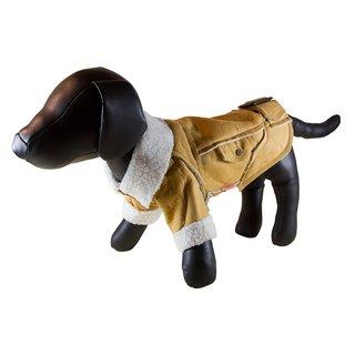 Petcessory Cappuccino Warm 2-leg Pet Coat Jacket