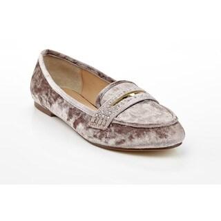 Henry Ferrera Women's Mima Velvet Loafer