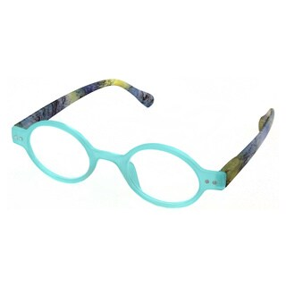 Hot Optix Ladies Plastic and Acrylic Oval Reading Glasses